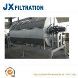 Rotierender trommelartiger Bildschirm-Filter verwendet in der Abwasserbehandlung
