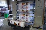 4 Farbe Flexo grafische Druckmaschinen mit PLC