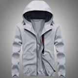 Куртки 100% людей полиэфира печатание изготовления OEM/Hoodies