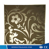 Mosaik-Spiegel/silbernes Aluminium/Kupfer und bleifreier Spiegel/dekorativer Spiegel mit Cer