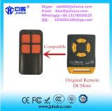 Совместимо с Remote Dcmoto, дубликатором двери гаража дистанционным, клонируйте ваше дистанционное 433MHz, 315MHz