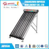 Calentador de agua solar del tubo de calor 300L con Keymark solar