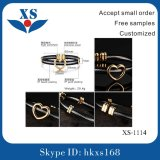 Neue Form-Entwurfs-Goldarmband-Modelle