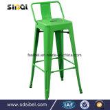 Großhandelsweinlese-industrieller hoher rustikaler Metallstuhl Sbe-Cy0337