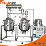De multifunctionele Apparatuur van de Concentrator van de Trekker van de Distillatie van de Essentiële Olie voor Installaties/Bloemen/Kruiden
