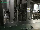 Suco da polpa da fruta máquina de engarrafamento linha/3 in-1 de enchimento para a bebida do suco