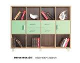 家庭内オフィスの小さい本箱のファイルキャビネットのオフィス用家具