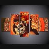 HD afgedrukte Dag van Dode het Schilderen van de Groep van het Gezicht Kunst F-979 van de Muur van de Decoratie van het Huis van het Canvas van het Beeld van de Affiche van het Af:drukken van het Decor van de Zaal
