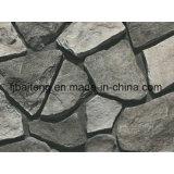 Künstliche Steinaußenwand-Fliese