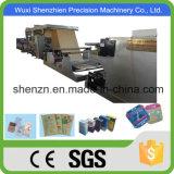 Sgs-anerkannter Papierbeutel, der Maschine mit Fabrik-Preis herstellt