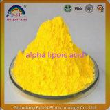 Gmp-Fabrik-Qualitäts-Thioctic Säure (Alpha lipoic Säure)
