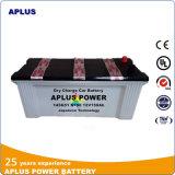 JIS normaux sèchent les batteries automatiques 150ah N150 145g51 de la charge 12V