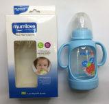Friedensstifter-führende Flaschen-Milchnahrung-Baby-Flasche gibt Nibbler-Zufuhr B407-H an