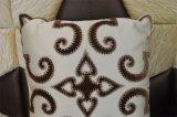Hoofdkussen van het Fluweel van de Manier van het Kussen van het borduurwerk het Decoratieve (EDM0290)