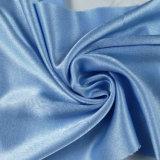 Покрашенная ткань хлопка сатина Viscose для износа отдыха рубашки платья женщины