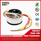 Support toroïdal de transformateur d'alimentation pour Spéc. personnalisée par transformateur d'alimentation toroïdal sonore procurable