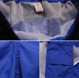 Pantalones de cortocircuitos del funcionamiento caliente de Sportwear de la playa de los hombres de Dk0805 que activan Neleus