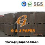garantía blanca 58GSM en la hoja para el mercado de Suramérica