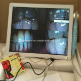 17inch белая камера монитора +Dental Intraoral с держателем VGA+Video+USB +Monitor