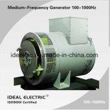 Voller kupferner schwanzloser synchroner langsamer Wechselstrom-3-phasiger Generator (Drehstromgenerator)