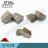 de Scherpe Segmenten Van uitstekende kwaliteit van de Diamant van 2503500mm voor Graniet