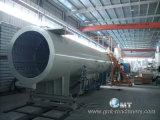 Safety&Nbsp; Riga di plastica dell'espulsione del tubo del PVC del PE della macchina dell'espulsore