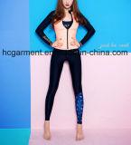 Pantalon de yoga, usure de sports pour la femme, usure de Fintess