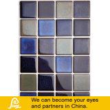 Azulejo de mosaico cerâmico feito à mão, quente, para parede
