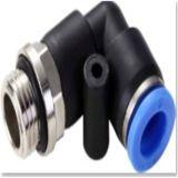 Rápidos neumáticos del Pl conectan las guarniciones de tubo masculinas del codo