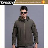 3개의 색깔 남자의 겨울 옥외 형식 방수 전술상 스기 재킷