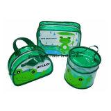 O saco do PVC disponível em projetos diferentes, impressões do logotipo do OEM é bem-vindo