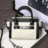 새로운 도착 디자이너 숙녀 핸드백 실제적인 가죽 상표는 Emg4759를 자루에 넣는다