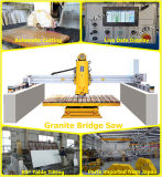 Automatische Steinmaschinen-Granit-/Marmorausschnitt-Maschine für Countertop