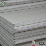 Comitati isolati installazione facile delle mattonelle/parete di tetto del metallo del panino di ENV