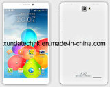 Androider Zoll Ax2 Tablette 3G PC Vierradantriebwagen-Kern CPU-Mtk8382 7