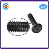 Soldadura de aço da cabeça da bandeja de Canbon/parafuso mecânico torção da mão para a mobília/equipamento da aptidão