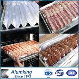 Papel de aluminio para el estándar del envasado de alimentos FDA