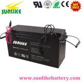 Batterie d'acide de plomb 12V100ah de gel de cycle profond rechargeable pour solaire