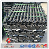 Q235 비계를 위한 강철에 의하여 직류 전기를 통하는 건설장비 비계 간이 기중기