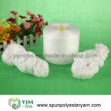 Textile tissant en gros les fils 100% de polyesters pour le tricotage
