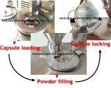 GMP Halfautomatische Mini het Vullen van de Capsule Machine