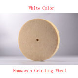 """8つの"""" X1 """" 12pの研摩剤のNonwoven車輪の樹脂のとらわれの粉砕車輪の表面の調節の車輪"""