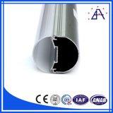 6063-T5 Perfil de aluminio para tiras de LED (BA026)
