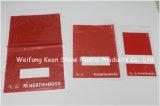 De transparante LDPE Plastic Zak van de Ritssluiting