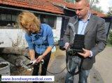 Scanner veterinario portatile approvato di ultrasuono