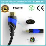 Cabo de alta velocidade 1.4/2.0V do Ethernet HDMI