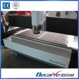1325 de alta precisão de corte de madeira / Metal / acrílico / PVC Hyrid Servo unidade CNC duplo parafuso Router