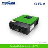 능률적인 N+X Parallelable 태양 충전기 변환장치 4-5kVA