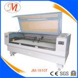 O cortador o mais grande do laser do Normal em nossa lista da produção (JM-1810T)