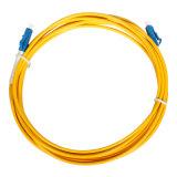 단순한 Sm mm 실내 광섬유 Sc Sc 연결관 접속 코드